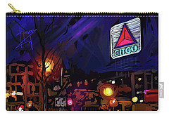 Citgo Sign, Boston Carry-all Pouch