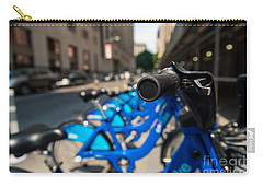 Citibike Handle Manhattan Color Carry-all Pouch