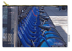 Citibike Carry-all Pouch