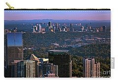 Cities Of Atlanta Carry-all Pouch