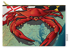 Citizen Crab Of Maryland Carry-all Pouch