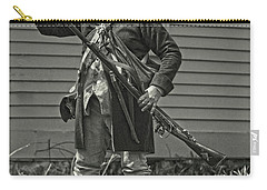 Citizen Soldier Carry-all Pouch by Stephen Flint