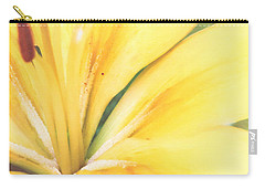 Citrine Blossom Carry-all Pouch