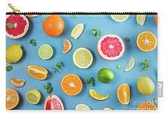 Citrus Summer Carry-all Pouch