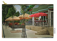 City Cafe Carry-all Pouch