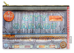 City Garage Carry-all Pouch by Toma Caul