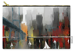 City Glow Carry-all Pouch