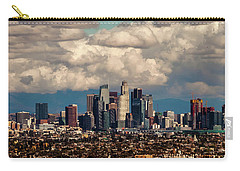 City In The Clouds Carry-all Pouch