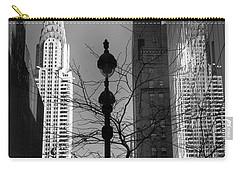 Chrysler Reflections Carry-all Pouch by Jessica Jenney
