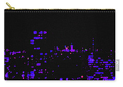 Toronto City Lights Carry-all Pouch