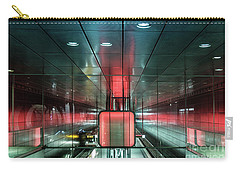 City Metro Station Hamburg Carry-all Pouch