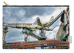 City Museum Outdoor Sculpture Carry-all Pouch
