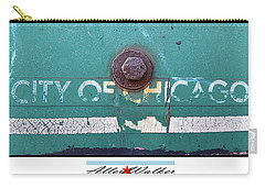 City Of Chi 1 Carry-all Pouch