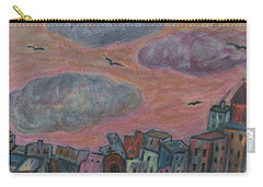 City Of Clouds Carry-all Pouch