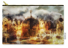 City Of Dreams Carry-all Pouch