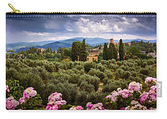 City Of Florence Carry-all Pouch