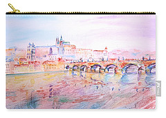 City Of Prague Carry-all Pouch