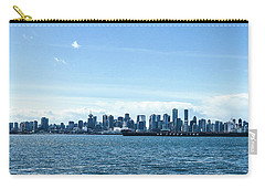 City Of Vancouver From The North Shore Carry-all Pouch