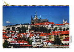 City On The River IIi Carry-all Pouch