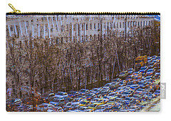 City Traffic Carry-all Pouch by Vladimir Kholostykh