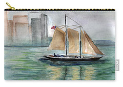 City Sail Carry-all Pouch
