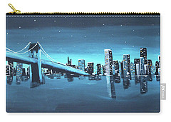 City Skyline Carry-all Pouch