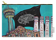 City Spirit Carry-all Pouch