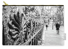 Carry-all Pouch featuring the photograph City Street by Ana V Ramirez