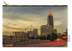 City Sunset Carry-all Pouch