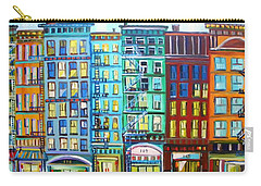 City Windows Carry-all Pouch