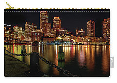 City With A Soul- Boston Harbor Carry-all Pouch