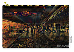 Cityscape Carry-all Pouch