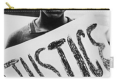 Civil Rights, 1961 Carry-all Pouch