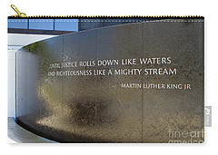 Civil Rights Memorial Carry-all Pouch