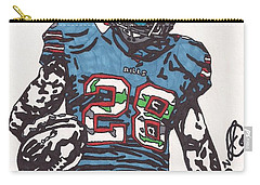 Cj Spiller 1 Carry-all Pouch