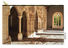 Clairvaux Monastery Carry-all Pouch