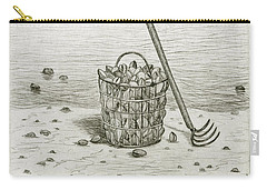 Clamming Carry-all Pouch