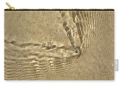 Clams And Ripples Carry-all Pouch