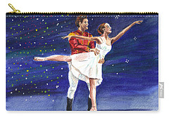 Clara's Nutcracker Carry-all Pouch