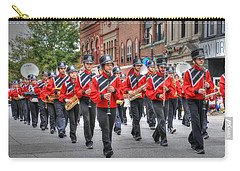 Clarinda Iowa Marching Band Carry-all Pouch