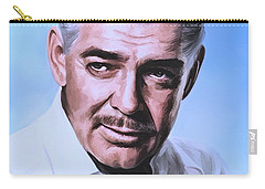 Clark Gable 2 Carry-all Pouch