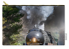 Class J 611 Steam Engine At Ridgecrest Carry-all Pouch