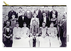 Class Of 1894 Bw Carry-all Pouch