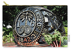 Class Ring Carry-all Pouch by Ed Waldrop