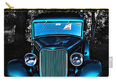 Classic Blue Carry-all Pouch