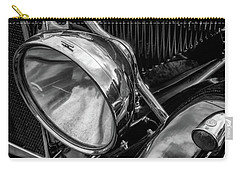 Carry-all Pouch featuring the photograph Classic Britsh Mg by Adrian Evans
