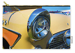 Carry-all Pouch featuring the photograph Classic Car by Mariusz Czajkowski