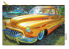 Classic Fifties Buick - Cruising The Coast Carry-all Pouch