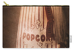 Carry-all Pouch featuring the photograph Classic Hollywood Flicks by Jorgo Photography - Wall Art Gallery