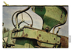 Classic John Deere 3.0 Carry-all Pouch by Michelle Calkins